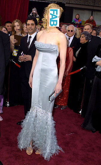 Guess Who Wore This Stunning Icy Chanel Gown at the 66th Annual Oscars?