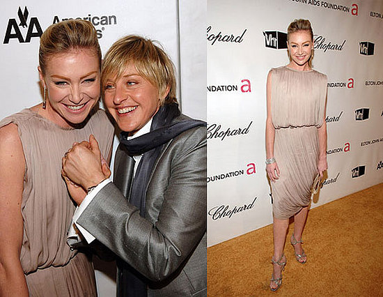 Elton John AIDS Foundation Oscar Party: Portia de Rossi