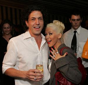 Fab Flash: Christina Aguilera, Jewelry Muse