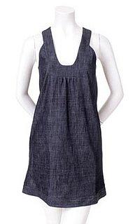 Fabworthy: In God We Trust Shirley Denim Dress