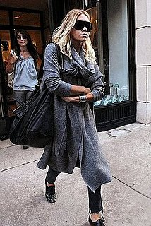 Ashley Olsen is FabSugar's Best Sidewalk Style of 2007