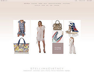 Fab Site: StellaMcCartney.com