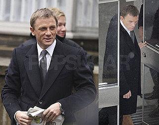 Daniel Craig Is a Write-In James Bond Favorite