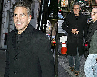George Clooney Is Nominated in the Best Actor Category for Michael Clayton in the 2008 BAFTA Awards