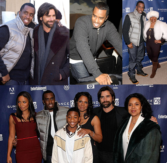 Diddy and His Costars Bring Their Raisin Into The Sun