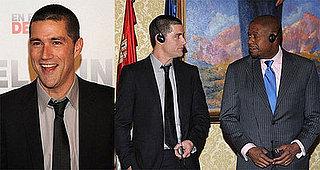 Matthew Fox Brings His Vantage Point to Spain