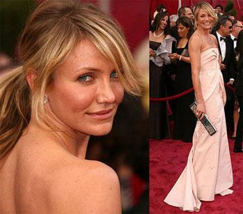 Cameron Diaz at the Oscars 2008-02-24 19:00:37