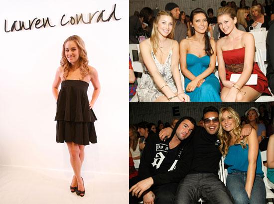 Lauren Conrad, From Laguna Beach to the Runway