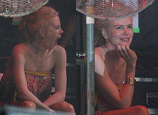 Nicole Kidman and Keith Urban in Australia