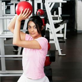 How to Do the Alphabet Workout Using a Medicine Ball