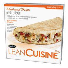 Lean Cuisine Flat Bread Melts