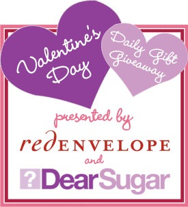 Day Six of Our RedEnvelope Valentine's Day Giveaway