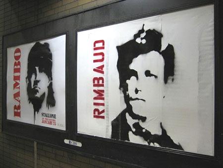Rambo and Rimbaud Movie Posters