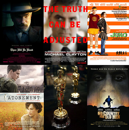 One Day, Five Best Picture Nominees, 30 Bucks