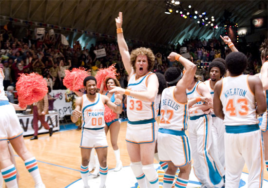 Semi-Pro: Funny Little Shorts, Same Old Jokes