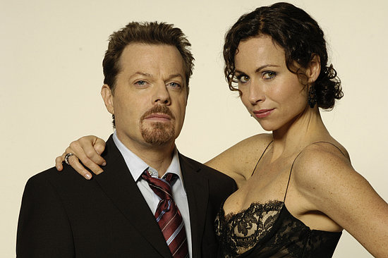 Interview: Eddie Izzard and Minnie Driver on The Riches