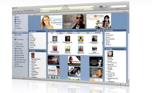 Apple Has Not Made Music Available for Rental on iTunes Even Though They Can