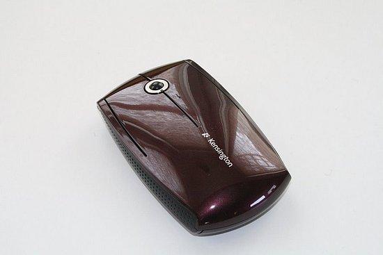 Kensington SlimBlade Media Mouse: A Remote Too!