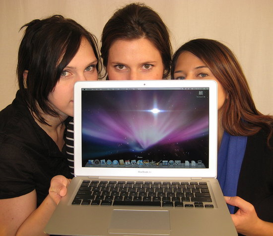 The MacBook Air Striptease