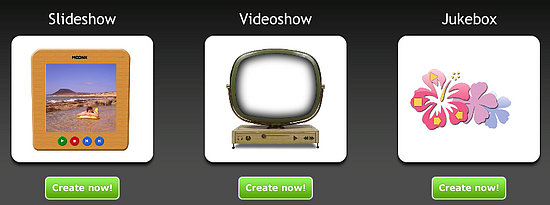 Make Your Pics, Videos and Tunes Playable on the Web