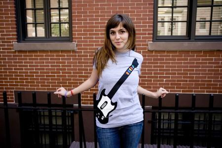 Air Guitar Hero Shirt
