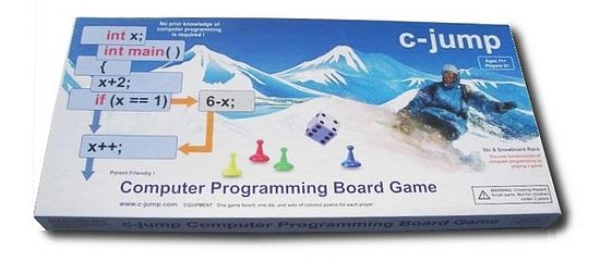 Teach Your Kids How To Code With C-Jump
