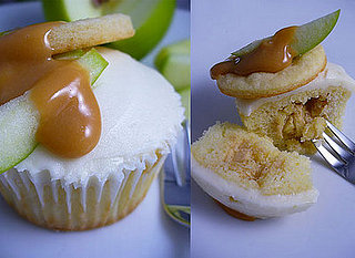 Cupcake of the Week: Caramel Apple Pie Cupcakes