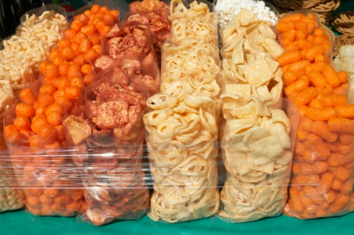 Can You Identify These Snacks?