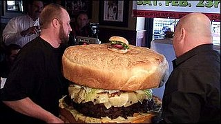 Want Fries With Your Giant Hamburger?