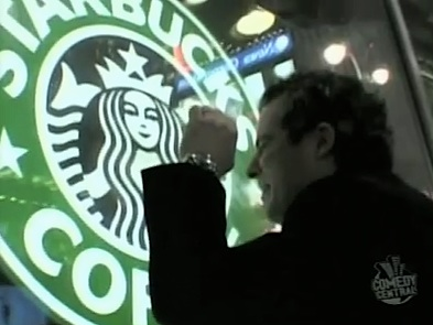 The Daily Show's Jason Jones Takes a Look at Starbucks' Closure