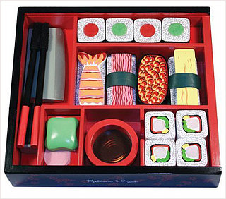 Toy Box: Can You Say Sushi?
