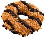 Girl Scout Cookie Nutritional Breakdown