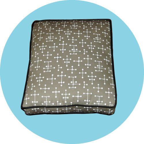 Eames Retro Dog Bed ($280)