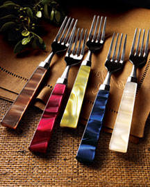 Charm Flatware: Love It or Hate It?