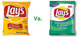 Do You Prefer Plain or Flavored Potato Chips?