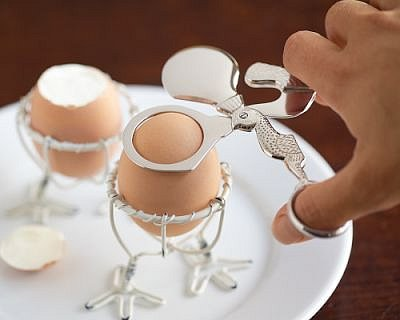 Off to Market: Egg Accessories