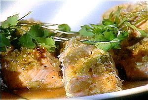 Sunday Dinner: Thai Salmon