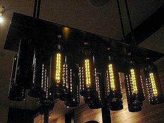 Wine Bottle Chandelier: Love It or Hate It?