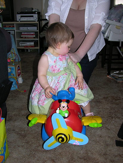 Emily's First Birthday