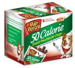 Are You Buying It: 50 Calorie Packs for Dogs?