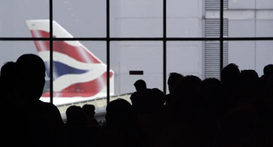 British Airways Plane Crash
