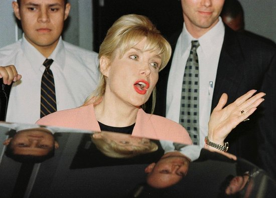 Gennifer Flowers Auctioning Off Clinton Tapes