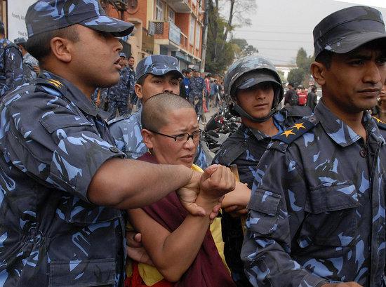 Dalai Lama Calls China Cultural Genocide