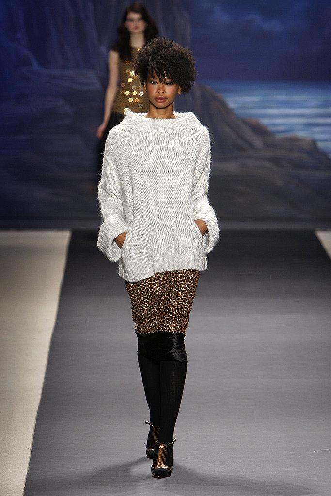 New York Fashion Week, Fall 2008: Tracy Reese