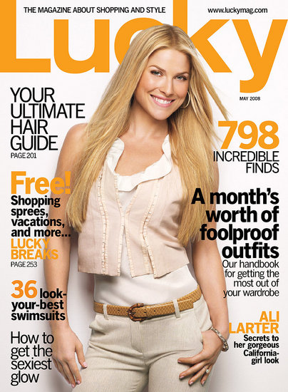 Win Ali Larter's Lucky Cover Look!