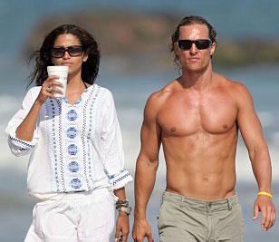 Matthew McConaughey Is Gonna Be a Dad