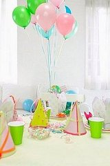 Come Party With Me: Little Girl's Birthday