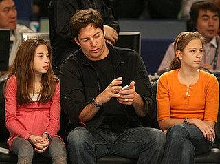 Mini Me: Harry Connick, Jr., Georgia and Sarah