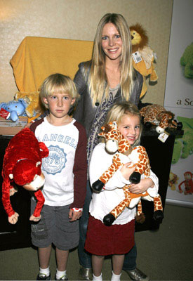 Lauralee Bell and Kids