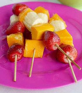 Fruit Skewers for Kids
